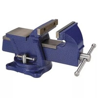 Blue Spot Tools 10020 Tornillo de banco para tuber/ías